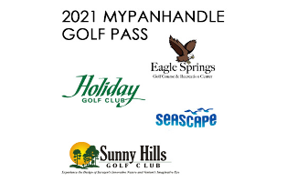 2019 MyPanhandle Golf Pass